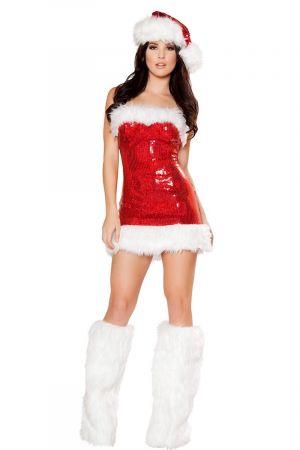 CHRISTMAS SPARKLES COSTUME